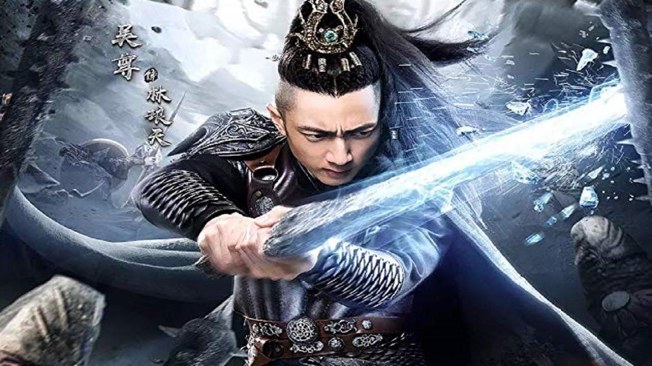 Download The Invincible Swordsman - 2019 Chinese New action fantasy Kung fu Martial arts full movies HD #02