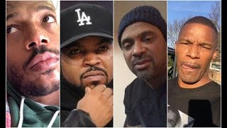 Rappers And Celebs React To John Witherspoon Death Ice Cube Marlon Wayans Mike Epps Jamie Fox