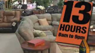 Ashley Furniture: 13hour Promotion
