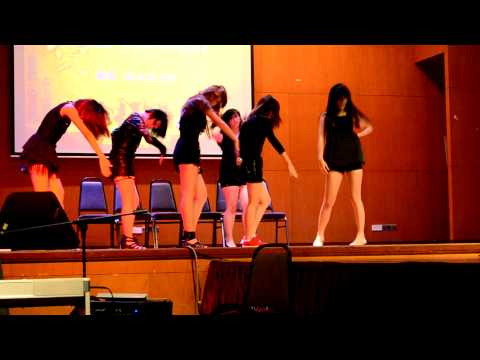 T-ara - Crazy Because of You cover by Black Eyed Crew [HD]