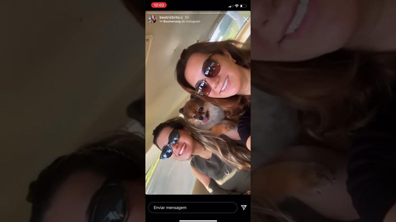 Vídeos mostram família em avião minutos antes da queda no Paraná