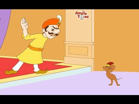 Raja Bhikari - Popular Marathi Story in Animation by Jingle Toons