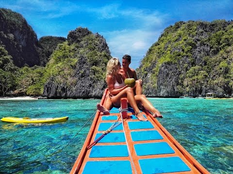 EL NIDO LIKE YOU'VE NEVER SEEN IT BEFORE | PALAWAN, THE PHILIPPINES