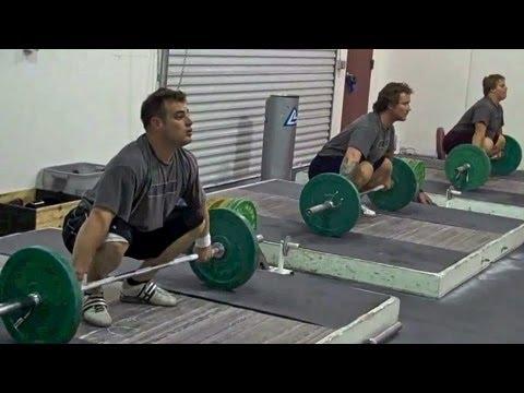 weightlifting guide with dmitry klokov