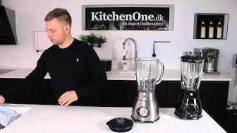 Wilfa BL-1200 blender - knuser is og laver smoothie