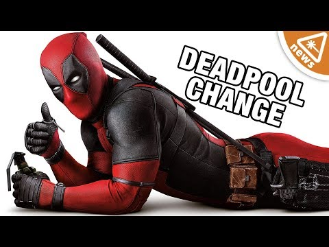 How Deadpool's New Villain Status Could Change the Movies! (Nerdist News w/ Jessica Chobot)