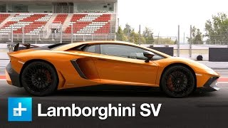 Lamborghini Aventador LP750-4 Superveloce 2015 Videos