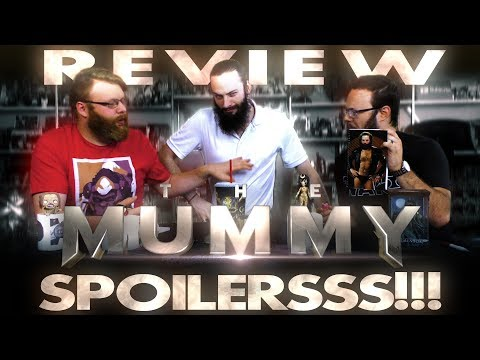 Blind Wave SPOOILERSS!! Impressions and Discussion 'The Mummy'!!!