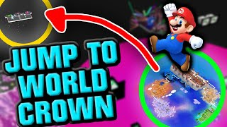 Beating Champion's Road without freeing any Sprixies in Super Mario 3D World