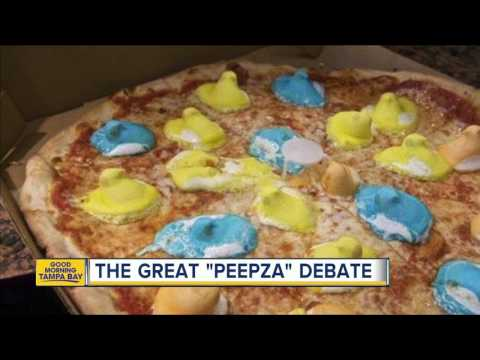 Tamo - Peepza Is Here Just In Time To Destroy Easter