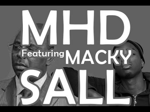 Mouss Bou Rew: MHD Feat. Macky Sall