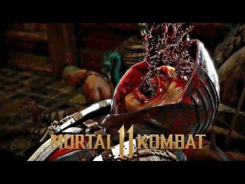 Mortal Kombat 11 - Fatalities Scarlet/Scorpion/Baraka/Sonya/Geras/Raiden (MK11) 2019