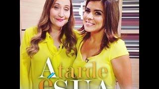 2ª Parte da Entrevista de Mara Maravilha para Sonia Abrão P4F 12/01/2016