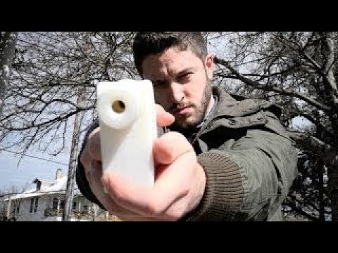 Cody Wilson: Happiness is a 3 D Printed Gun