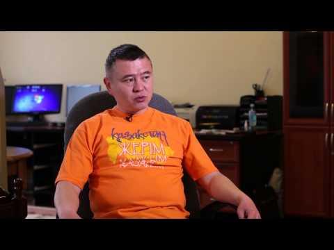 Орыстар - изучение казахских слов