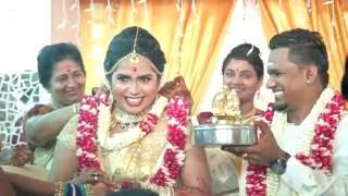Beautiful Wedding Highlights / Suresh & Shaleni