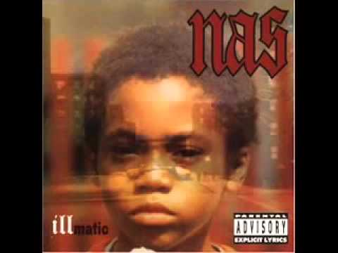 Nas feat A Z Life's A Bitch (lyrics)
