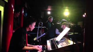 Brian Culbertson - I Wanna Know-Pizza Express London