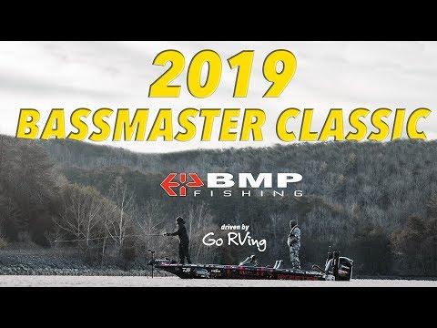 BMP FISHING: 2019 BASSMASTER CLASSIC