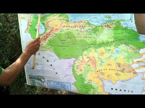 Geomorfología Sobre Venezuela, Breve Explicación (HD)