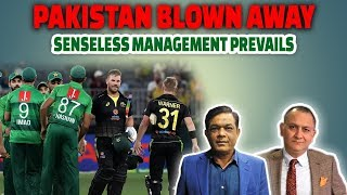 Pakistan Cricket Blown Away | Senseless management prevails