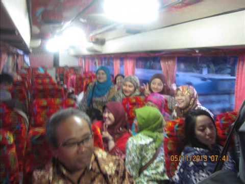 Kunjungan chulalongkorn UPI Fakultas bahasa jepang ( Setiabudhi Tour Travel )