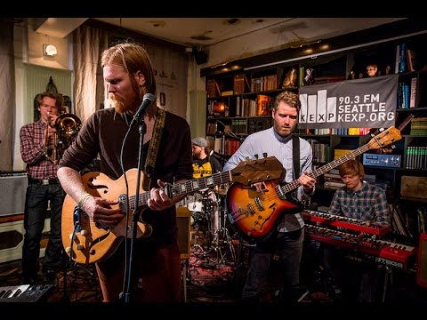 Júníus Meyvant - Color Decay (Live on KEXP)