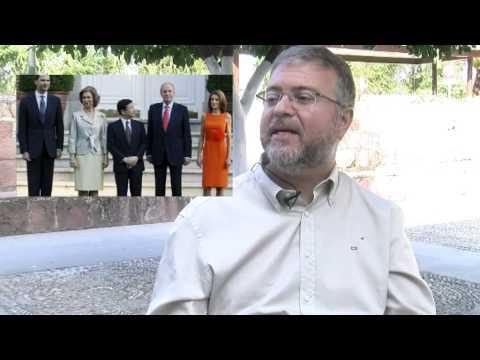 Entrevista a Carlos Chevalier con motivo de su visita a Japon parte 02