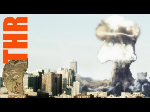 Effects of a Nuclear Bomb Part 1: A Terrorist Nuke Detonates in a City