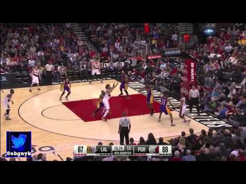 Robin Lopez Highlights, 14-15. Welcome to the Knicks