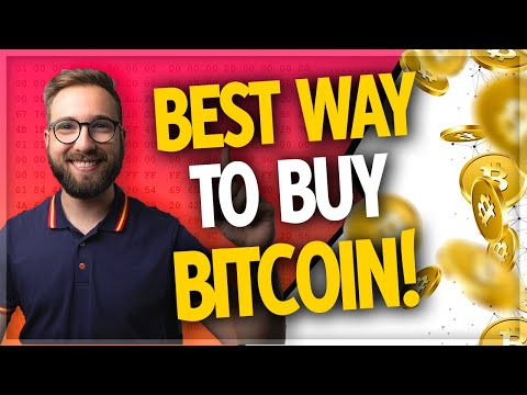 How To Buy Bitcoin In 2021 🇺🇸 (The Best Way To Buy BTC)