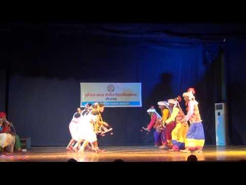 saila and baiga dance
