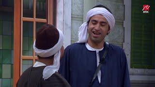 مسرح مصر .. تعرف على طريقة علي ربيع في حرق الدهون.. فيديو