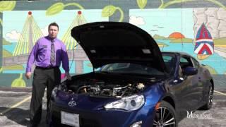 2013 Scion FR-S Test Drive Review