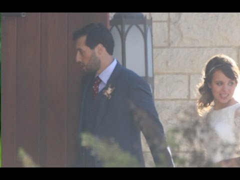 Jinger Duggar Marries Jeremy Vuolo In Romantic Arkansas Wedding