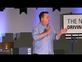 """""""Does Giving To Charity Do More Harm Than Good?""""   Allan Lee Brown   TEDxKanata"""