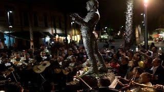 México le canta a Juan Gabriel
