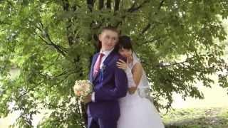 Руслан и Ксения. Свадебный клип.