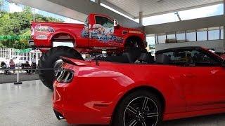 Party del Mustang - Caguas Expressway