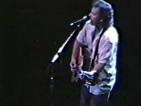 Bruce Springsteen Reason To Believe Acoustic Youtube