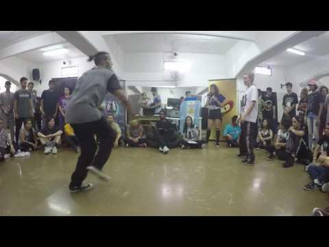 Caballito Jam 4 | Preselectivas Hip Hop | Chiza VS Rina