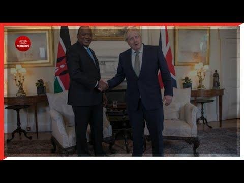 President Uhuru to co-chair Global Education Summit in London alongside Prime Minister Boris Johnson