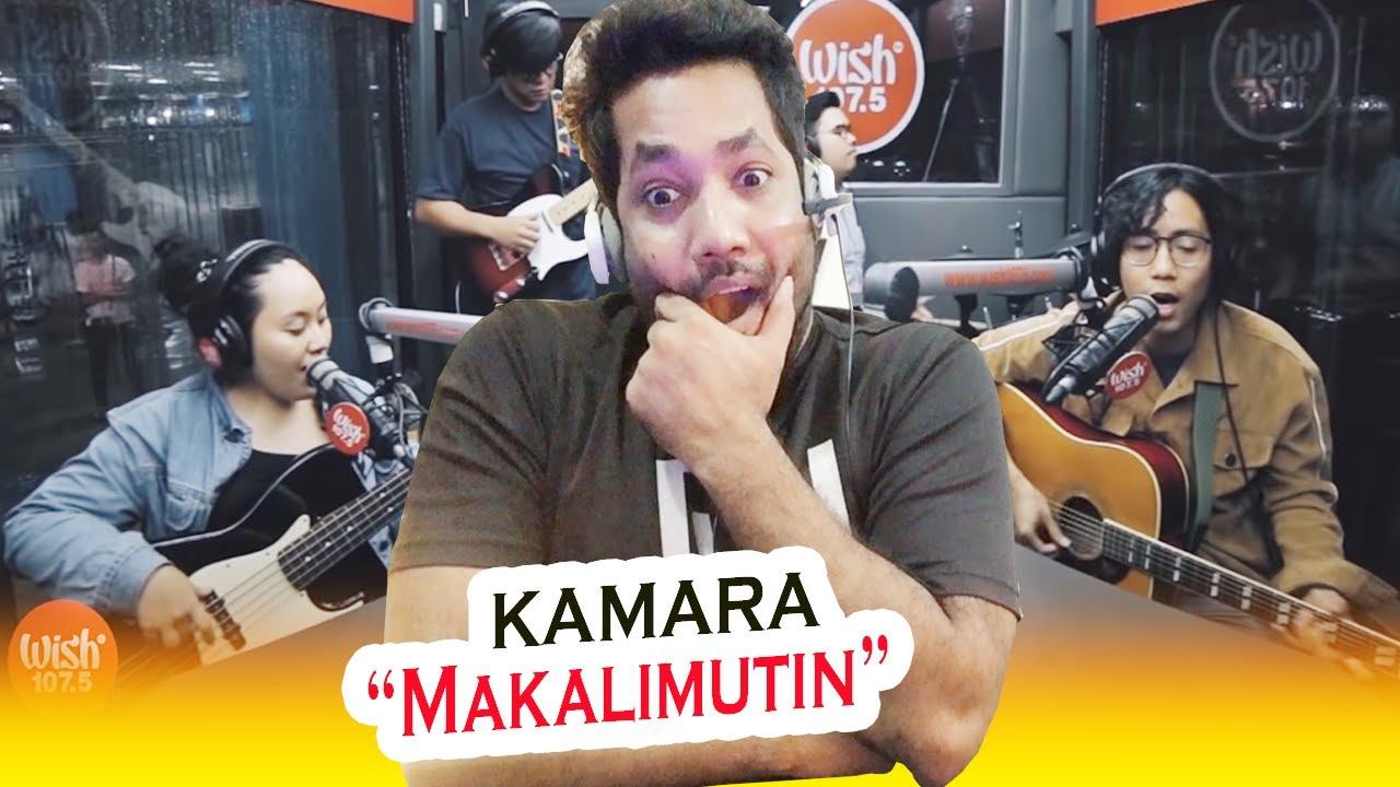 Kamara - Makalimutin Live on Wish 107.5 Bus | Honest Reaction | S1E050 | RH Reaction & Review✅