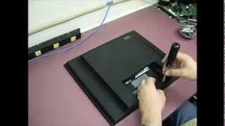 Ремонт телефонів LG L1932TQ РК-монітор з питаннями включення живлення - Частина 1 Розбирання