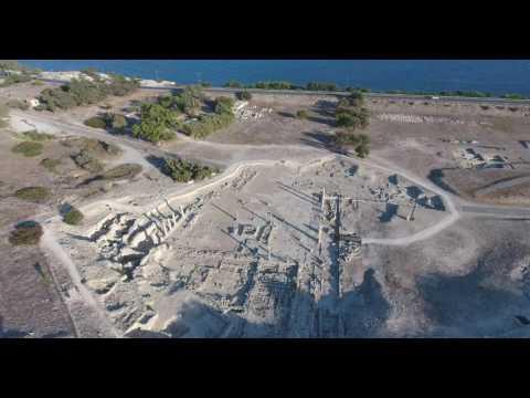 Amathus Archaeological Site - Limassol,Cyprus