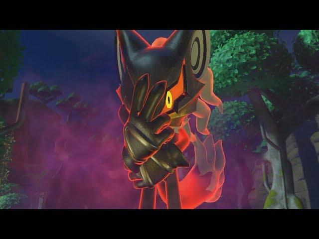 Sonic Forces (видео)