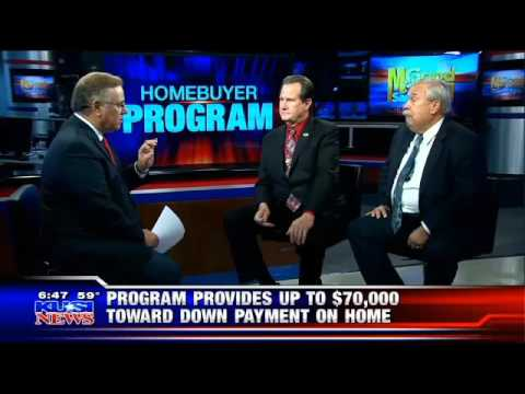 National City Down Payment Program Announced on KUSI