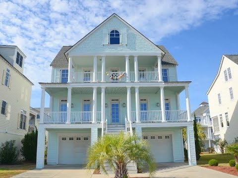 Simply Paradise Cottage - Atlantic Beach, North Carolina Beach House