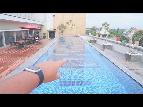 INDONÉSIA: NOSSO PRIMEIRO HOTEL EM JAKARTA