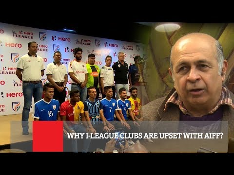 Why I-League Clubs Are Upset With Aiff?